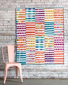Kaffe Fassett Artisan Quilt — BIJOU LOVELY - Absolutely gorgeous!!