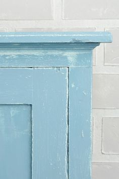 Wet distressing with Fusion mineral paint - via My Painted Door (.com)