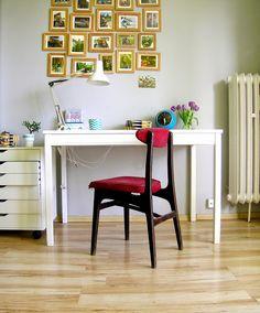 Asia majstruje: Renowacja krzesła - część 1