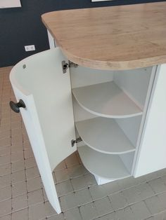 German curved units in development