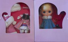 * WOW! CWC LIMITED EDITION MITTEN BY BLYTHE DOLL * NRFB * NIB * FREE US SHIP * #Takara #DollswithClothingAccessories