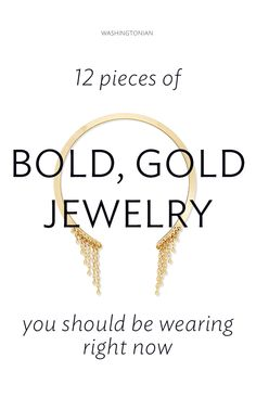 This season, structured and gold is the way to go | Washingtonian