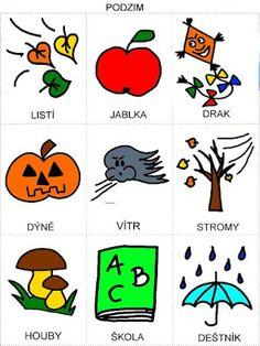 Pro Šíšu: Období PODZIM Autumn Activities For Kids, Book Activities, Owl Name Tags, Montessori, Diy And Crafts, Doodles, Classroom, Kids Rugs, Games