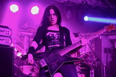 Jo Bench of Bolt Thrower Ladies Of Metal, Alternative Music, Psychobilly, Death Metal, Reggae, Hard Rock, Black Metal, The Darkest, Surfing