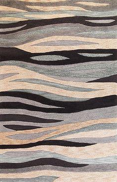 Modern Masters   Bauhaus Minimal Design Rugs I   Milan 2106 Grey Breeze Rug