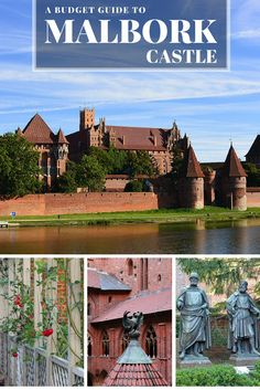 A Budget Guide to Malbork Castle, Poland - the biggest castle in the world!