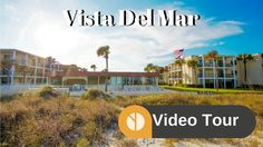 Vista Del Mar Condos in Jacksonville Beach FL are unique in that they are one of the largest 3 story building (low rise) on the ocean. At Vista Del Mar you will… Jacksonville Beach Fl, Beach Video, Condos, Ocean, Tours, Pictures, Del Mar, Photos, Photo Illustration