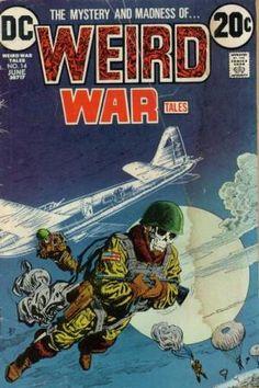 Weird War Tales # 14 (June1973) - The Ghost of Mc Bride's Woman