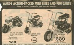 vintage montgomery ward mini bike | ward montgomery minibike project - OldMiniBikes.com Forum