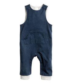 Jerseyheldragt | Mørkeblå | Børn | H&M DK