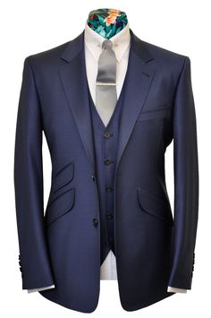 The Gibson Cobalt Blue from William Hunt Savile Row