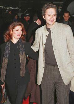 Pin for Later: Retour Sur la Fois où Ces Couples de Célébrités Se Sont Affichés en Public Pour la Première Fois Susan Sarandon et Tim Robbins en 1994
