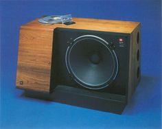 Classic JBL Speaker Designs » ISO50 Blog – The Blog of Scott Hansen (Tycho / ISO50)