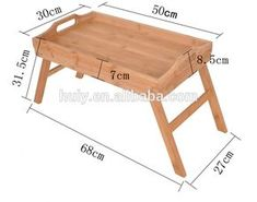 Fashion and Lifestyle Small Woodworking Projects, Diy Wood Projects, Diy Woodworking, Folding Furniture, Wood Pallet Furniture, Diy Furniture, Wooden Tool Boxes, Bois Diy, Serving Tray Wood