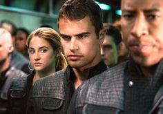 DIVERGENT - Final Theatrical Trailer - Official [HD] - 2014 i'm sorry but the trailer seems to be a shame to the book.....