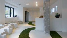 Le designer Mathieu Lahanneur relooke les bureaux de l'agence de publicité JWT - L'Express avec L'entreprise