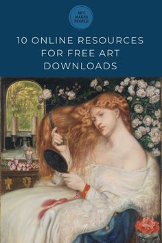 10 sources for free art downloads Making 10, Make Art, Contemporary Artists, Amazing Art, Cool Art, Illustration Art, Movie Posters, Free, Film Poster
