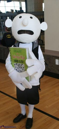Diary of a Wimpy Kid Halloween Costume