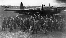 Wellington of RAF 75 Bomber Sqn (mostly New Zealanders)