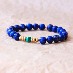 Buddhist Prayer Bead Bracelet Spiritual Bracelet by MishkaSamuel, $29.00