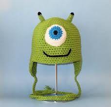 monster crochet hat pattern - Google Search