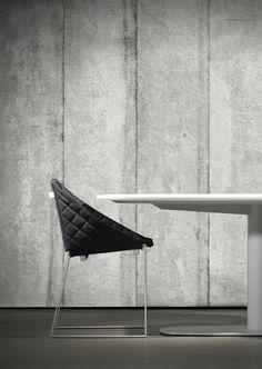 No. 3 Concrete Wallpaper design by Piet Boon for NLXL Wallpaper | BURKE DECOR