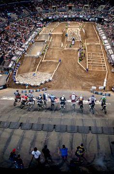 Motocross~ Stadium