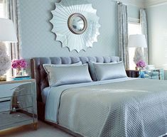 Blue And Grey Bedroom Decorating Ideas | Bedroom Ideas Pictures