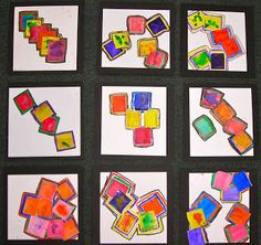 Fine Lines: 5th Grade Experiment with Composition Results