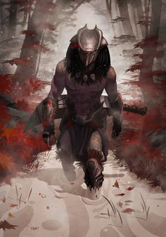 Predator Movie, Alien Vs Predator, Science Fiction, Alien Concept Art, Alien Art, Alien Convenant, Arte Horror, Geek Art, The Villain