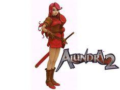 #Alundra Alundra 2 Princess  -Check Out the Funny Alundra Video