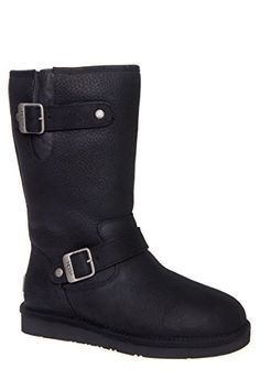51f9580965e UGG Australia Womens Sutter Boot Black Size 9  gt  gt  gt  Details can