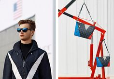 America €™s Cup Inspires A New Menswear Collection by Louis Vuitton #menstyle