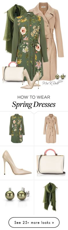 """""""Spring Fever"""" by mrskrodd on Polyvore featuring Miss Selfridge, Oasis, River Island, Jimmy Choo, DaVonna, women's clothing, women, female, woman and misses"""