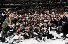 Los Angeles Kings - 2012 Stanley Cup Champions / June 11, 2012