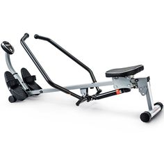 Sunny Health and Fitness SF-RW1410 Rowing Machine with Full Motion Arms for Sale