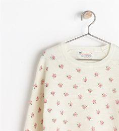schattige sweater zara
