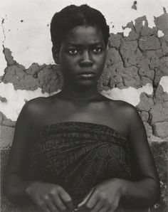 Afe Negble, Asenema, Ghana 1964 by Paul Strand