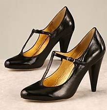 b52c55214388ee i could probably rule the world in these T Strap Shoes