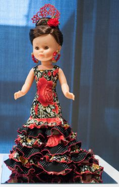 La muñeca Nancy made in Spain de moda