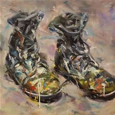 Dancing Shoes by Paul Wright