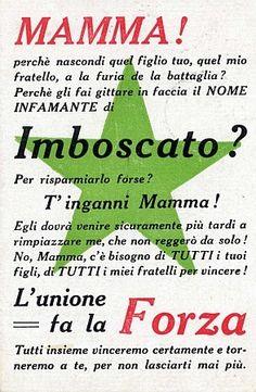 La Grande Guerra degli Italiani - Collezione di cartoline illustrate Enrico Baldini #fondobaldini