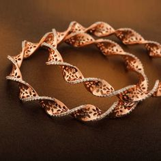 Masterful at we are extremely proud of our diamond designs and Gold Bangles Design, Silver Bangles, Sterling Silver Bracelets, Jewelry Design, Silver Rings, Designer Bangles, Bridal Bangles, Bridal Jewellery, 925 Silver