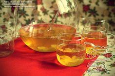 Szőlőbólé szilveszterre   Kabóca a konyhában Alcoholic Drinks, Wine, Glass, Food, Recipes, Drinkware, Corning Glass, Essen, Eten