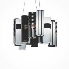 "119 tykkäystä, 1 kommenttia - Slamp (@slamp_official) Instagramissa: ""La Lollo M, designed by @lorenza_bozzoli_design --- #macintosh #suspensionlamp #cylinders #tubes…"""
