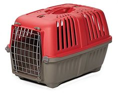 MidWest Homes for Pets Spree Travel Carrier >>> Trust me, this is great! Click the image. : Dog cages