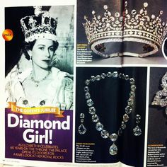 We're obsessing over the royal bling in this week's People mag.