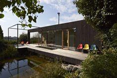 House at the Pond / HPSA © Dietmar Hammerschmid