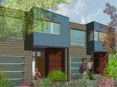 Zeta Communities: Net Zero Energy Urban Prefabs That May Actually Work