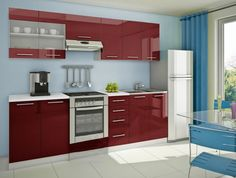 Mondeo Kitchen Models, Kitchen Sets, Kitchen Dining, Kitchen Cabinets, Cool Kitchens, Tv Units, Room, Pillows, Design